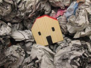 社会問題化するゴミ屋敷