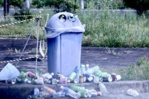 廃棄物と不法投棄 1
